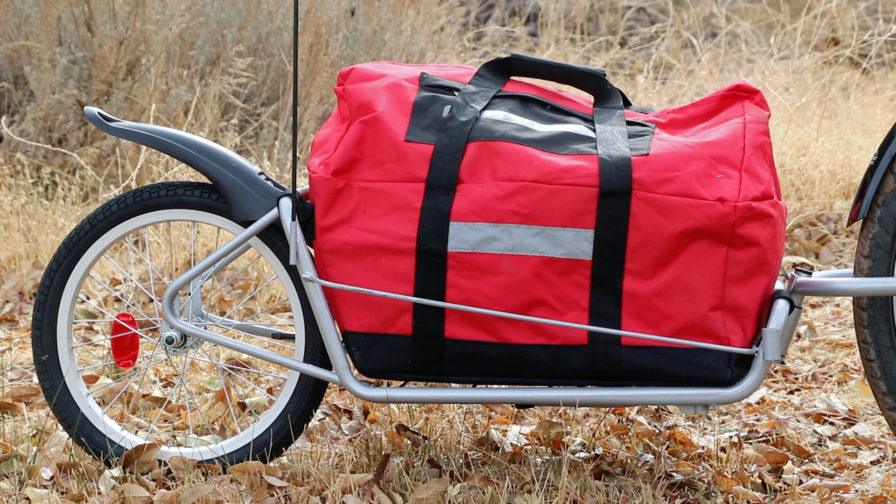 Bicycle Touring Trailer