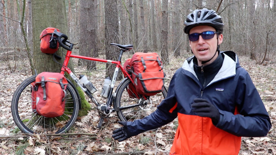 New Online Video Training Course about Touring Bicycles