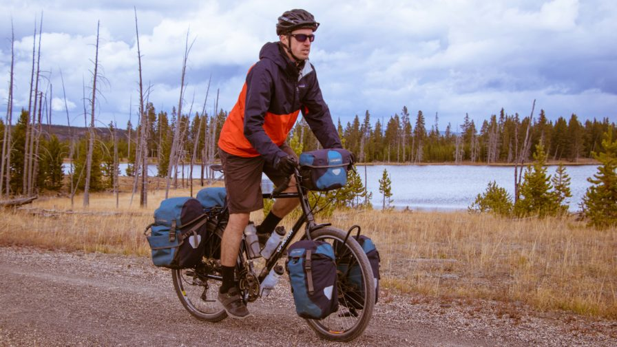 Bicycle Touring in Yellowstone National Park