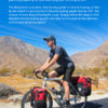 The Bicycle Touring Blueprint – Back Cover