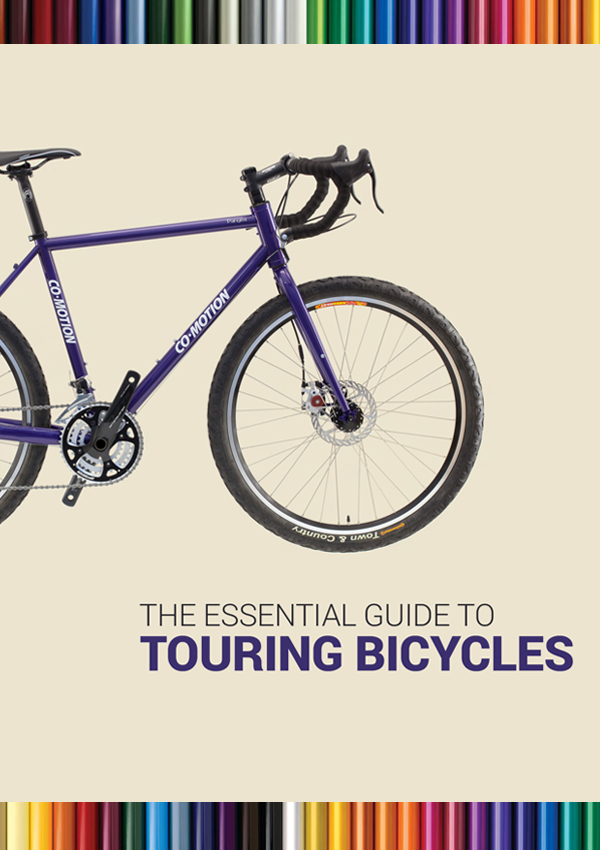 The Essential Guide To Touring Bicycles