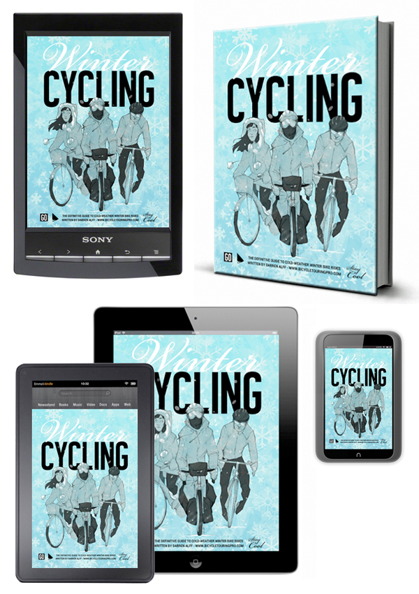 Winter Cycling - Paperback & eBook Versions