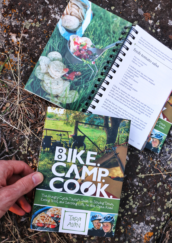 Bike Camp Cook recipes
