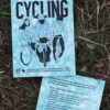 winter cycling book front and back cover art