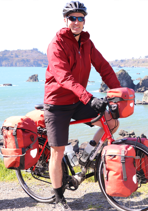 Darren Alff - Bicycle Touring Coach/Trainer