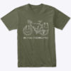 Product-Touring Bicycle Shirt Green 2