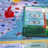 the open road bicycle touring board game playing cards
