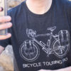 touring bicycle tshirt in real life 1