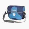 blue ortlieb ultimate 6 handlebar bag