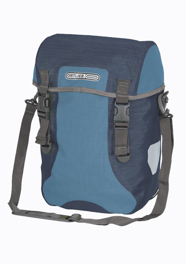 Blue - Ortlieb Sport Packer Plus Pannier