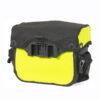 ortlieb ultimate 6 high visibility handlebar bag rear