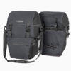 pair of ortlieb bikepacker plus panniers black