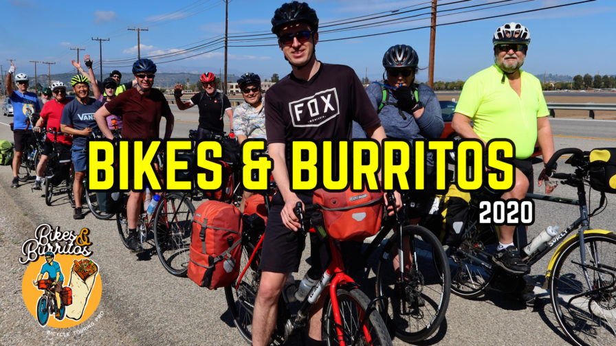 3rd annual Bikes and Burritos overnight bike tour