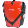 Ortlieb Back-Roller Classic Bicycle Panniers - Red Front