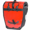 ortlieb back-roller classic red rear panniers