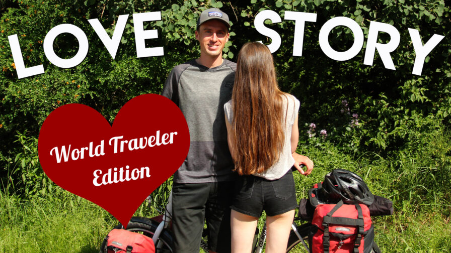 Funny Love Stories from a World Bicycle Traveler