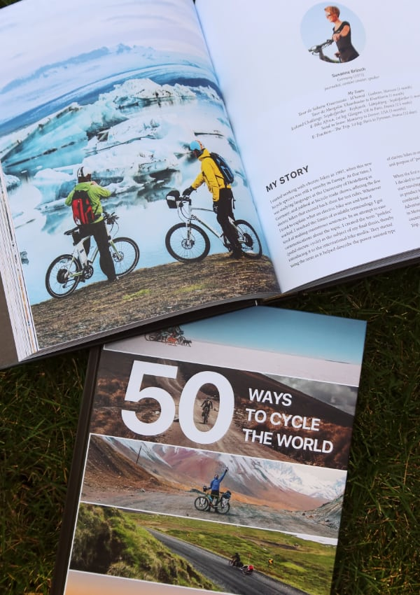 50 Ways to Cycle the World - Iceland Photos